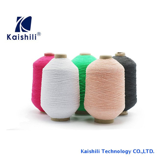 Chinese Nylon Spandex Double Covered Yarn 140/70/70