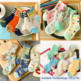 SCY 3050 for Children Socks AA Grade High Quality Chinese Covered Yarn Suppliers