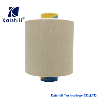Polyester DTY 75D/48F Semi Dull Supplier, Raw White 75DD Polyester Manufacturer