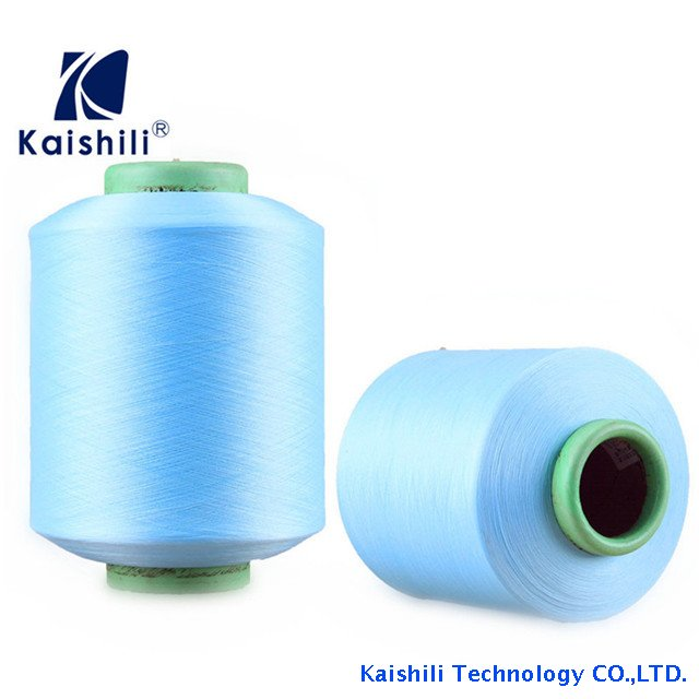 Super Soft Spandex Covered Yarn 20D/75D/72F for Knitted Socks