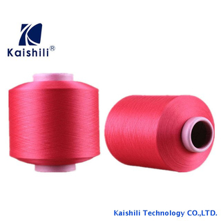 Hot Sale Nylon Single Spandex Covered Yarn 2070 for Making Socks