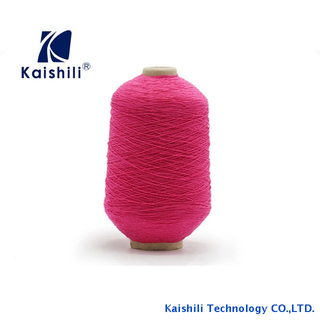 Heavy Polyester Rubber Covered Yarn 63# From China