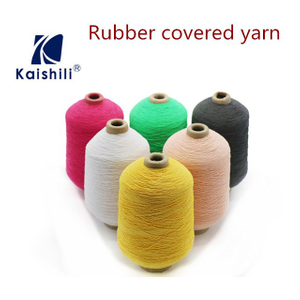 Do you know Rubber and characters of latex rubber yarn?