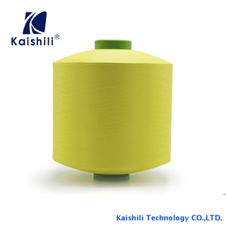 Polyester Air Spandex Covered Yarn With AA Grade 2075/3075/4075