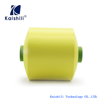 Semi-dull Nylon 4070/24F Single Spandex Covered Yarn from China for Socks